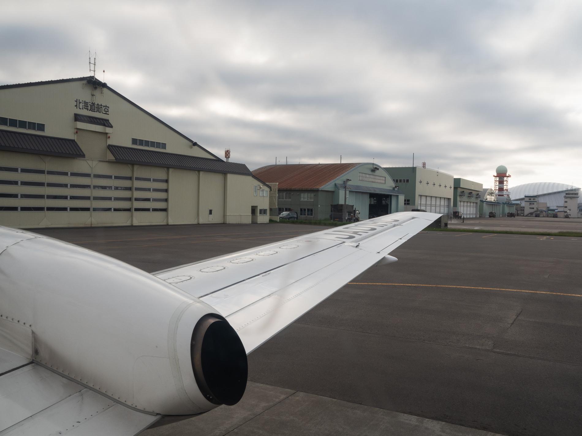北海道エアシステムの新機材ATR42に乗って・・函館へ(3)_f0276498_22071525.jpg