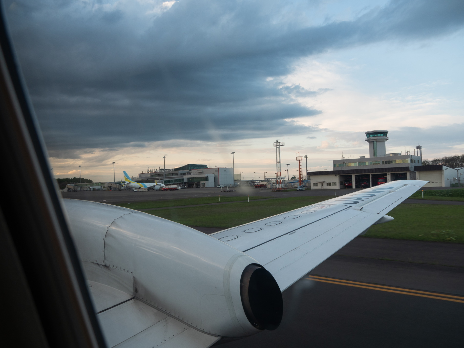 北海道エアシステムの新機材ATR42に乗って・・函館へ(3)_f0276498_22072981.jpg