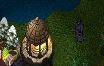 灯台のある風景(2)