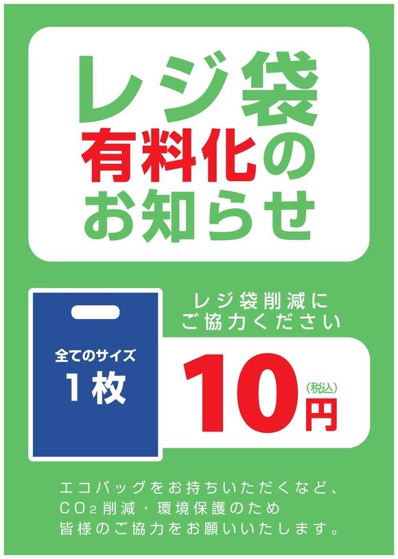 レジ袋有料化について_f0372507_1650183.jpg