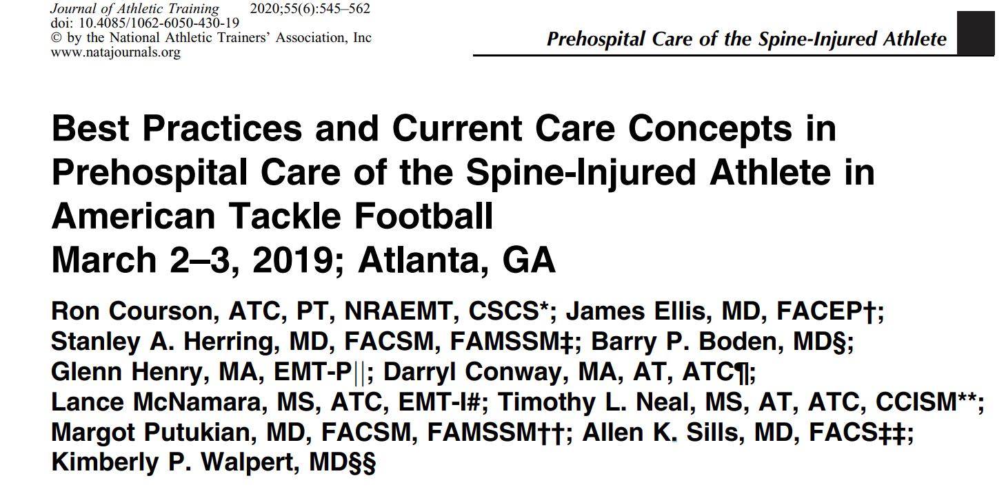 脊椎損傷疑いのアスリートの搬送前措置 (Prehospical Care of the Spine-Injured Athlete)に関する最新推奨事項、その1。_b0112009_16011845.png