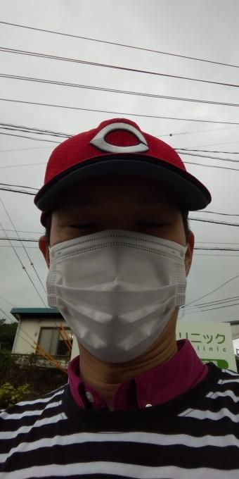 本日もアベノマスクよりコンビニのマスクで介護現場に出勤です!_e0094315_08070479.jpg