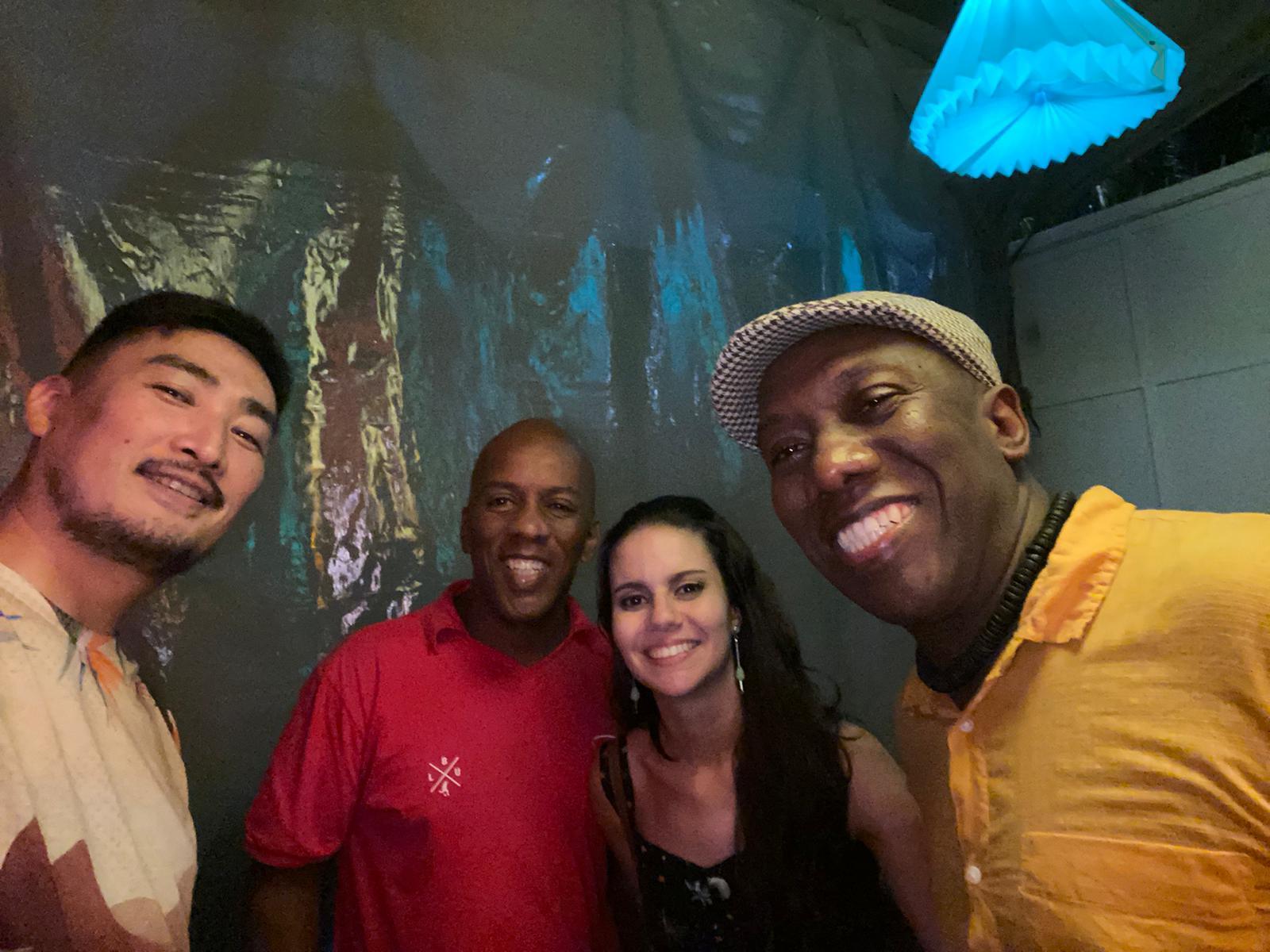 【本場RIOの本物のSambistaの作品に参加♬】 #MingoSilva ミンゴ・シウヴァ Samba do Trabalhadorメンバー/ブラジル音楽大賞受賞者_b0032617_22101025.jpg