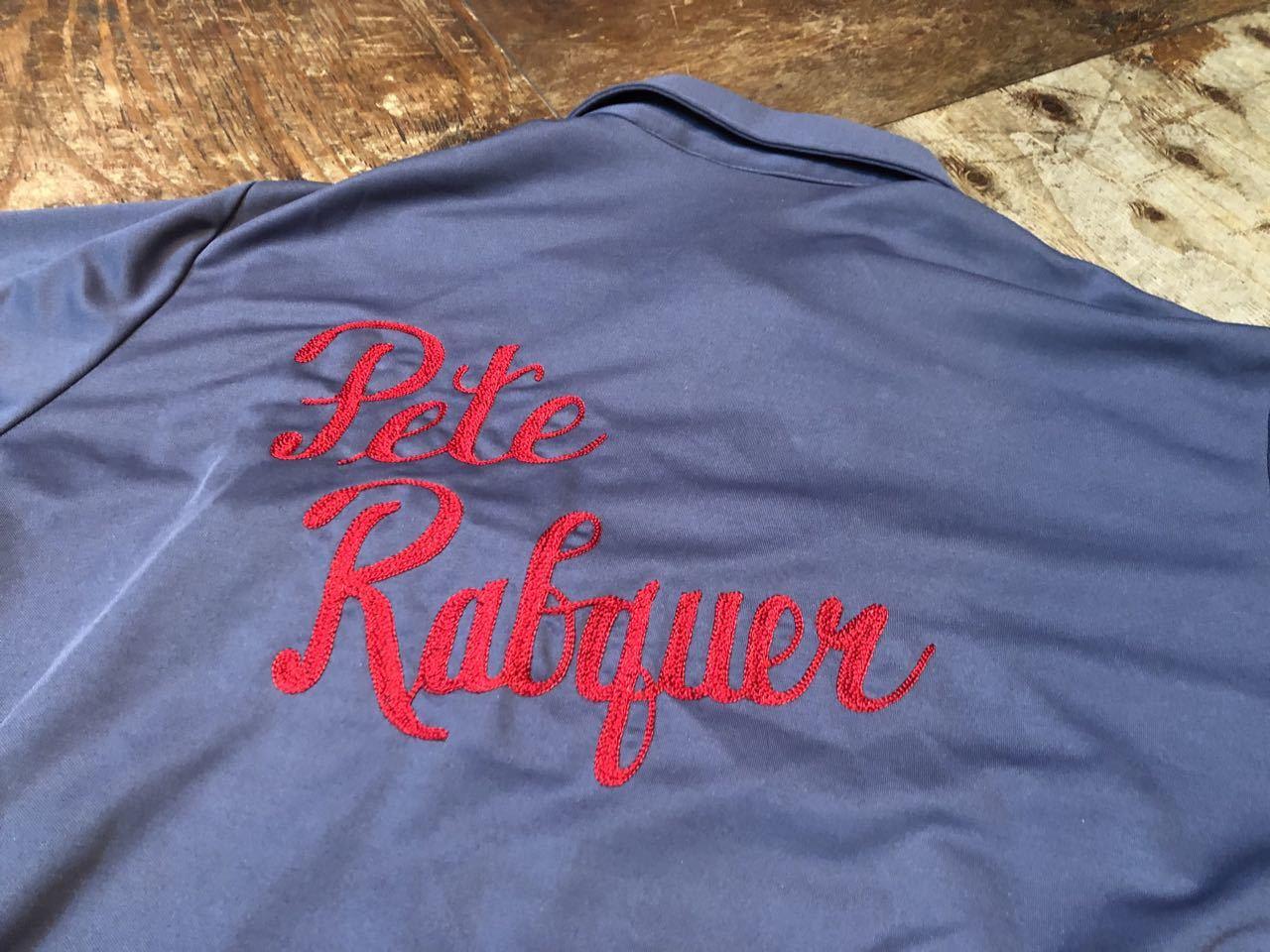 6月30日(火)入荷!70s〜 KING LOUIE Embroidered Bowling shirts!!_c0144020_13515958.jpg