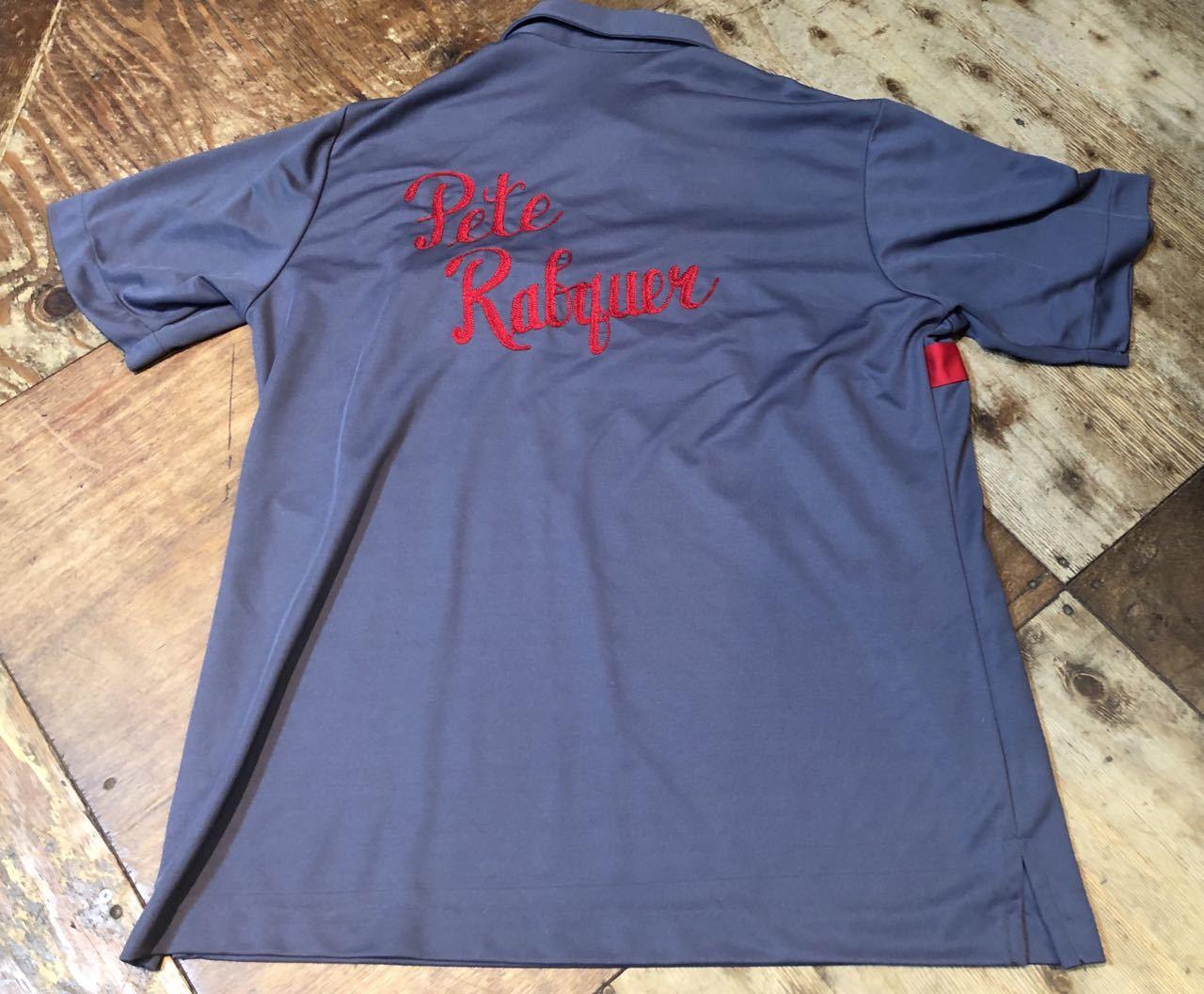 6月30日(火)入荷!70s〜 KING LOUIE Embroidered Bowling shirts!!_c0144020_13520251.jpg