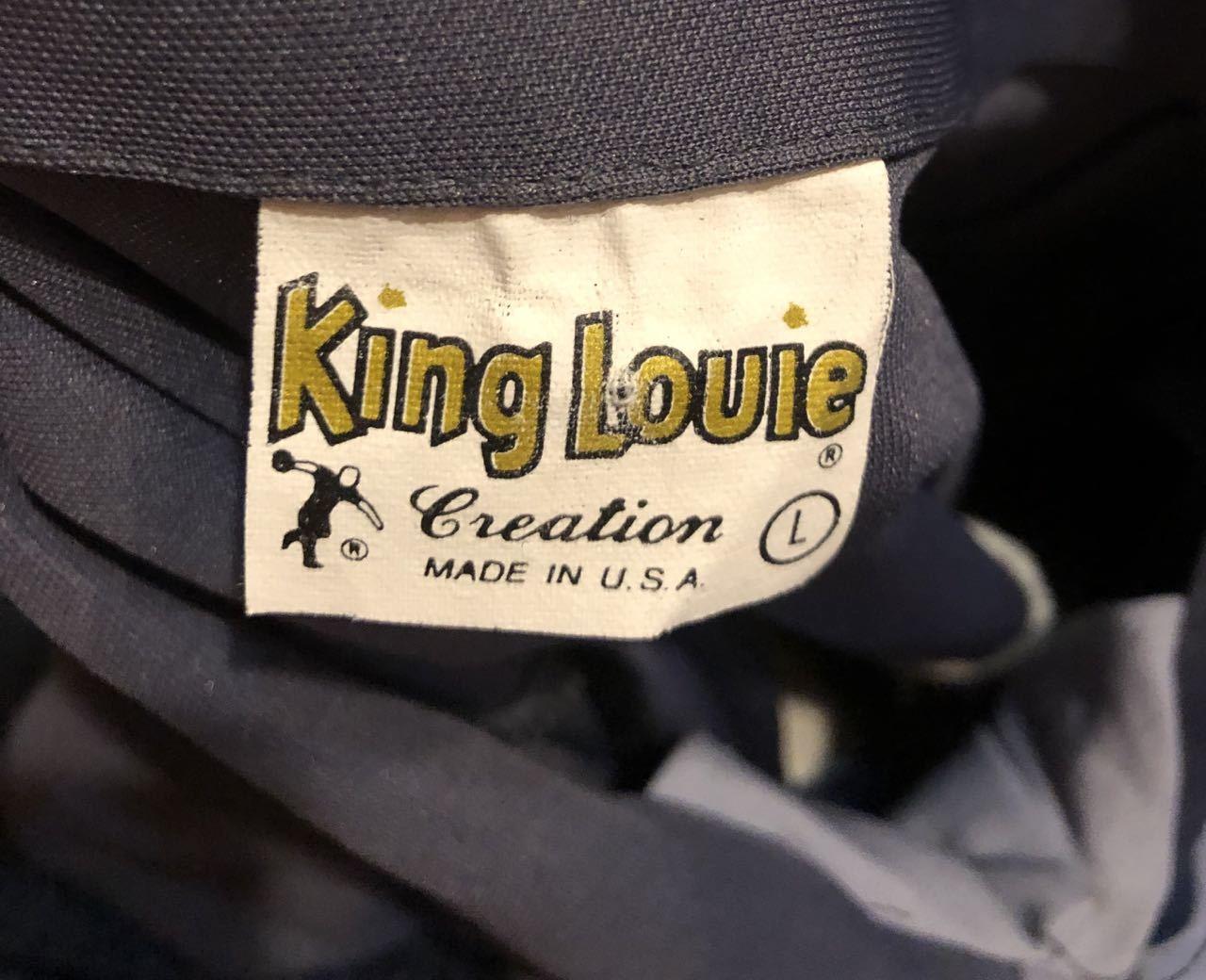 6月30日(火)入荷!70s〜 KING LOUIE Embroidered Bowling shirts!!_c0144020_13520786.jpg