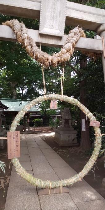 6月30日  「夏越の祓、大祓」の日_b0255824_10475959.jpg