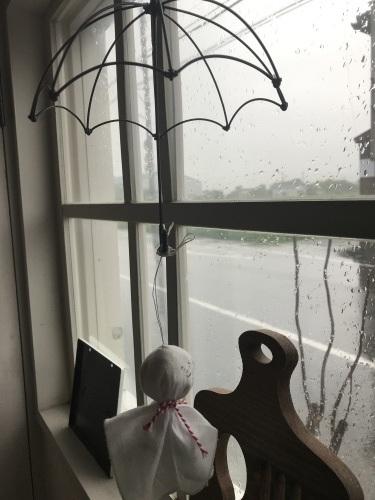 雨☂️_e0178225_08010031.jpg