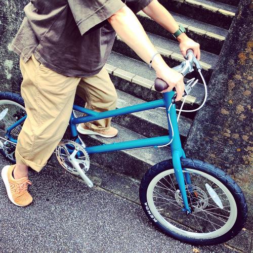 限定色RITEWAY 『新色グレイシア 』GLACIER シェファード グレイシア ライトウェイ パスチャー スタイルズ シェファードシティ クロスバイク 自転車女子 自転車ガール おしゃれ自転車_b0212032_14080107.jpeg