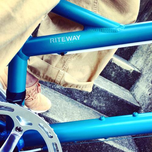 限定色RITEWAY 『新色グレイシア 』GLACIER シェファード グレイシア ライトウェイ パスチャー スタイルズ シェファードシティ クロスバイク 自転車女子 自転車ガール おしゃれ自転車_b0212032_14082824.jpeg