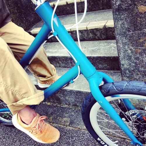 限定色RITEWAY 『新色グレイシア 』GLACIER シェファード グレイシア ライトウェイ パスチャー スタイルズ シェファードシティ クロスバイク 自転車女子 自転車ガール おしゃれ自転車_b0212032_14091501.jpeg