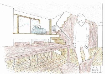 NEW『水路と線路の家』設計中!_e0197748_11153233.jpg