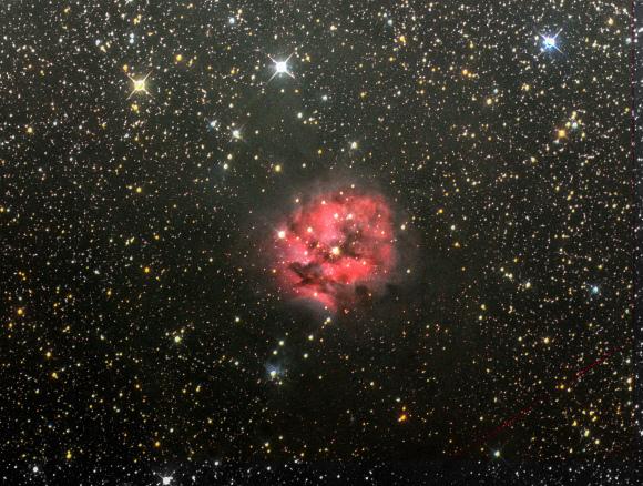魅惑のまゆ星雲に向かう・・・_b0100253_21154020.jpg