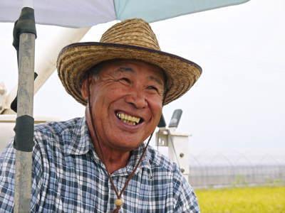 砂田のこだわりれんげ米 田植えの様子(2020) 前編:今年も変わらずれんげを有機肥料にした田んぼです_a0254656_17181010.jpg