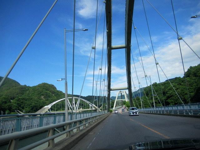 名勝 吾妻峡 * 梅雨の晴れ間、緑の渓谷に涼む♪_f0236260_21041246.jpg
