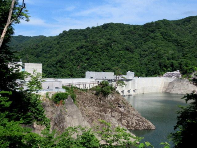 名勝 吾妻峡 * 梅雨の晴れ間、緑の渓谷に涼む♪_f0236260_21051716.jpg