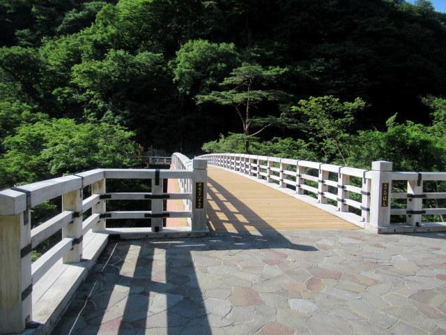 名勝 吾妻峡 * 梅雨の晴れ間、緑の渓谷に涼む♪_f0236260_21112493.jpg