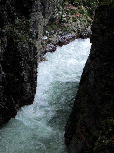 名勝 吾妻峡 * 梅雨の晴れ間、緑の渓谷に涼む♪_f0236260_21251947.jpg
