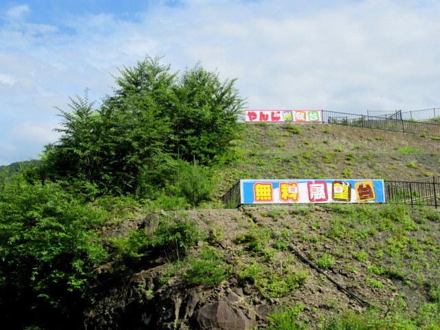 名勝 吾妻峡 * 梅雨の晴れ間、緑の渓谷に涼む♪_f0236260_23233340.jpg