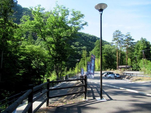 名勝 吾妻峡 * 梅雨の晴れ間、緑の渓谷に涼む♪_f0236260_23441167.jpg