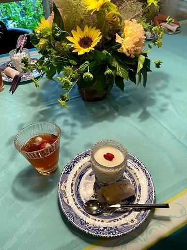 今月のお花のお教室_b0016668_22461917.jpg