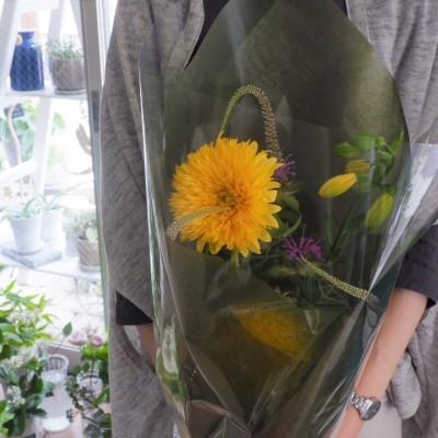 オークリーフ花の教室(落合さんの作品)_f0049672_18400407.jpg