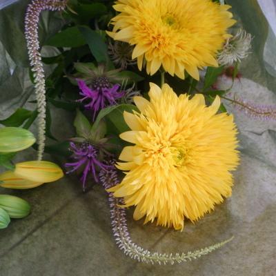 オークリーフ花の教室(落合さんの作品)_f0049672_18400837.jpg