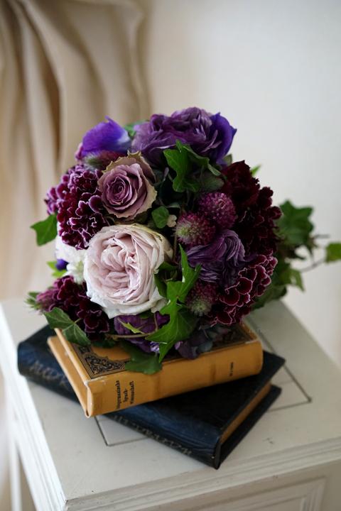 小さなブーケで花あそび_f0127281_21363898.jpg