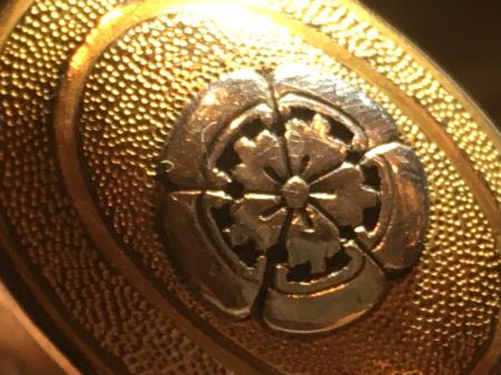 陸軍将校用旧型軍刀(本身入る登録証付)_a0154482_18400759.jpg