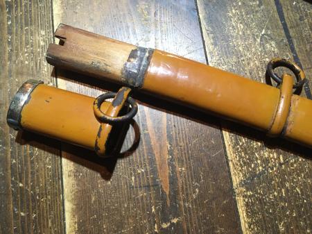 陸軍将校用旧型軍刀(本身入る登録証付)_a0154482_18411561.jpg