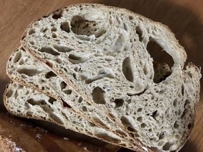 BREAD IT BE(ブレッドイットビー)のパンと太陽堂でラーメンを_f0231189_21440309.jpg
