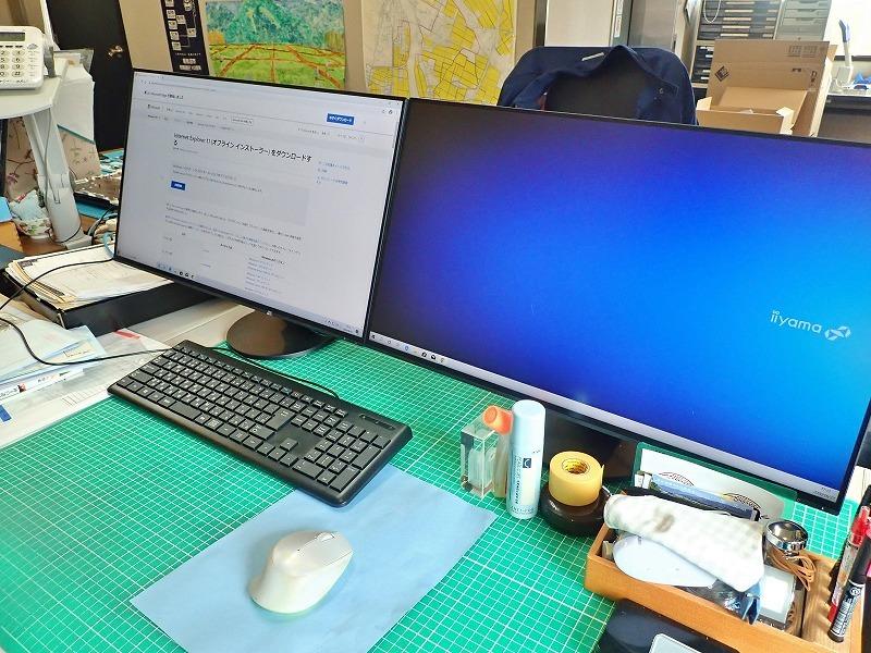 クリエイティブパソコンの設置作業_c0336902_20040318.jpg