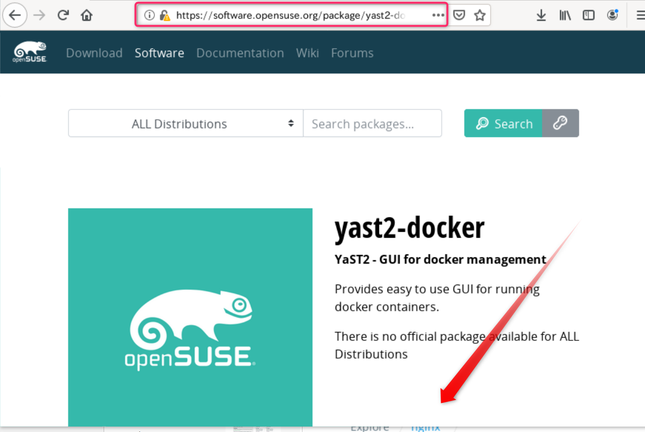 openSUSE Leap and SUSE Linux Enterprise 15 sp2 初めてのDocker_a0056607_10583754.png