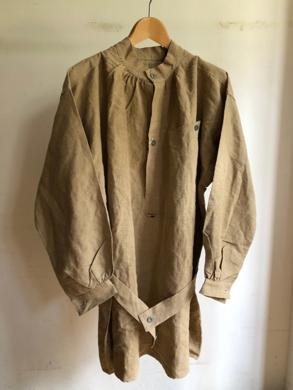 French Military Medical Bourgeron Dead Stock_f0370108_13290394.jpg