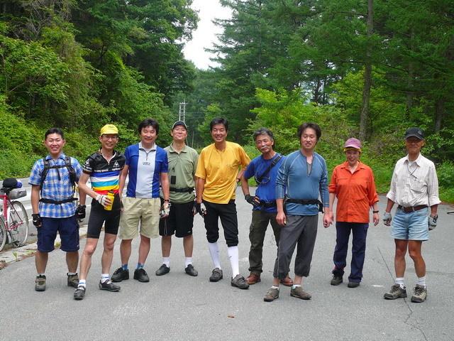 第七回 今井デイー 杖 突 峠 (2008年6月8日)_b0174217_09444603.jpg