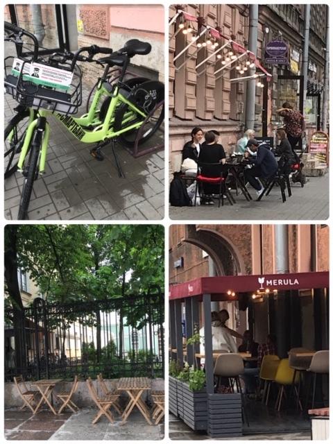 オープンカフェはじまりました ~JICサンクトペテルブルグ便り~【SPB】_f0072621_15135800.jpg
