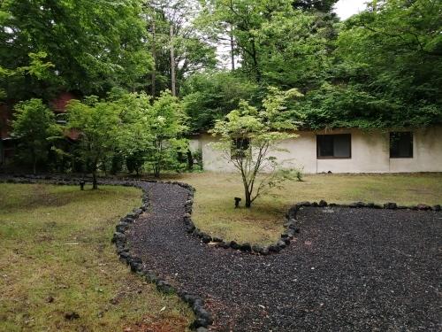 ラ・メゾン軽井沢(lamaisonkaruizawa)さんのお庭(^^)_d0331029_22014964.jpg