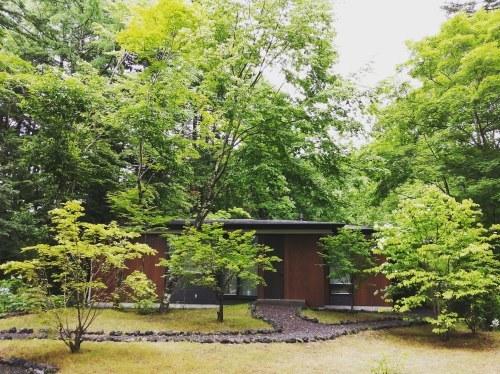 ラ・メゾン軽井沢(lamaisonkaruizawa)さんのお庭(^^)_d0331029_22101247.jpg