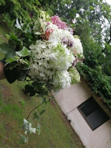 ラ・メゾン軽井沢(lamaisonkaruizawa)さんのお庭(^^)_d0331029_23092508.jpg
