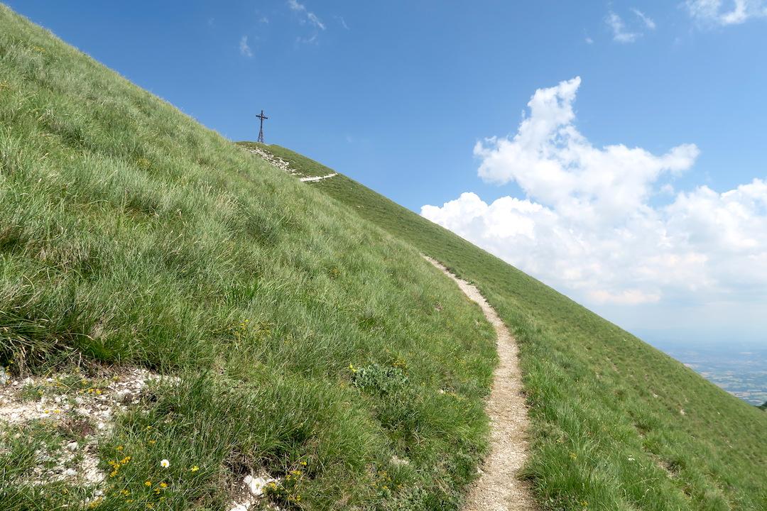 眺めよし攻撃びっくり魔女の山 Monte della Strega_f0234936_6463025.jpg