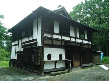 郵便局の窓 府中(東京)_e0098739_14354667.jpg