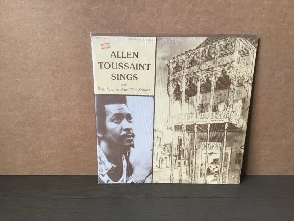 ALLEN TOUSSAINT SINGS / ALLEN TOUSSAINT SINGS / ALLEN TOUSSAINT WITH BILLY FAYARD AND THE STOKES_e0230141_17371909.jpeg