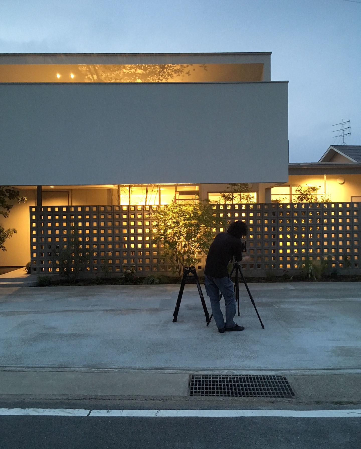 OPEN HOUSE & 撮影_d0106648_16464495.jpg