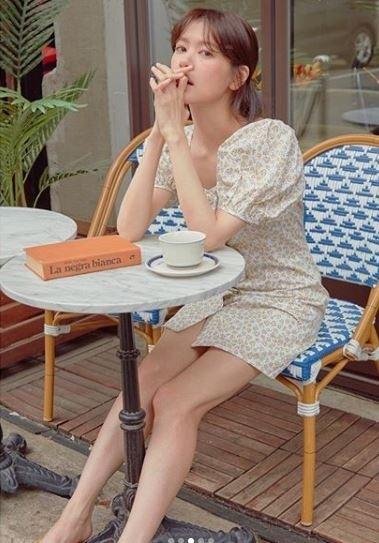 最近破局を発表 1989年生まれ チョン・ソミン ハイスペック女優 ダイエット大成功した過去_f0158064_14062854.jpg