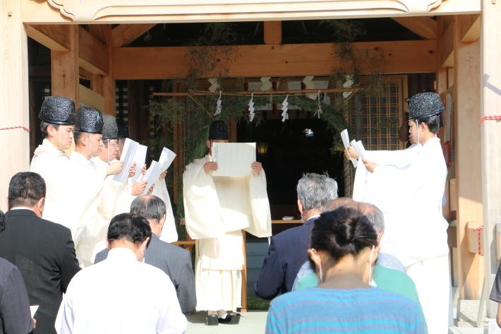 素戔嗚尊への祈り疫病退散大祓と茅の輪神事_f0136366_10111358.jpg