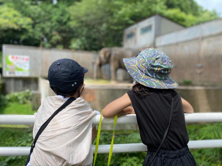 動物園とかBBQとか。_a0127284_05383500.jpg