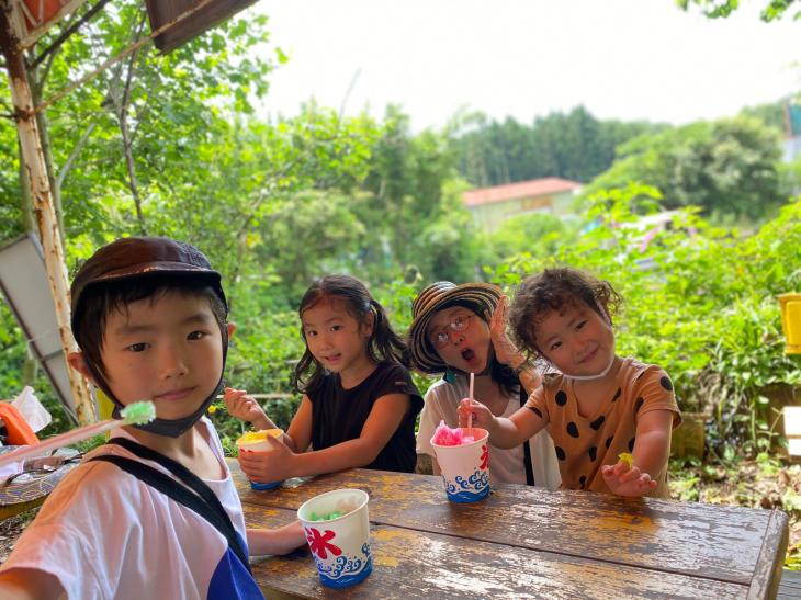 動物園とかBBQとか。_a0127284_05383759.jpg