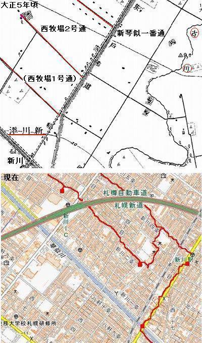 新川まきばを歩く-公園で知る昔の地名-(2)_f0078286_10512305.jpg