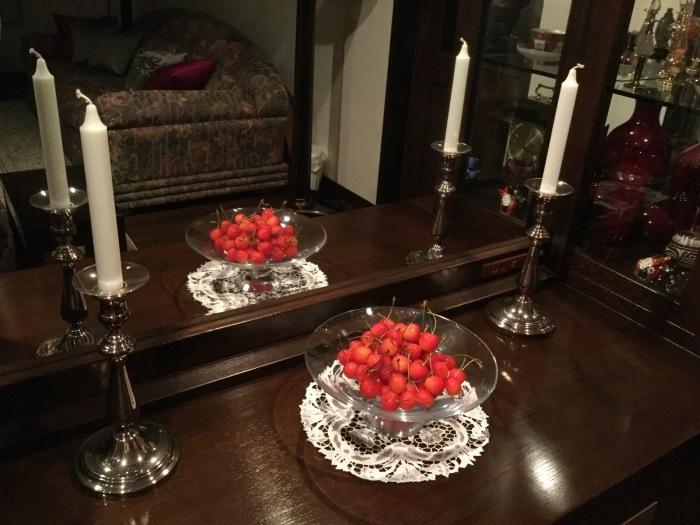 人生はひとかごのさくらんぼ Life Is Just A Bowl Of Cherries_f0268294_10133264.jpeg