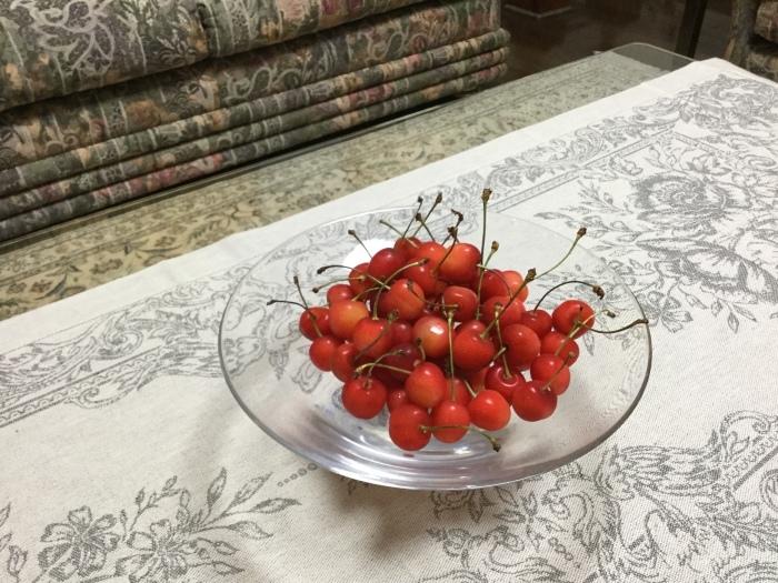 人生はひとかごのさくらんぼ Life Is Just A Bowl Of Cherries_f0268294_10140774.jpeg